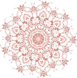 Floral vector ornament. Royalty Free Stock Photography