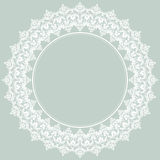 Floral Vector Pattern. Abstract Background Royalty Free Stock Photo