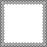 Floral Vector Pattern. Abstract Frame Stock Images