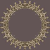 Floral Vector Pattern. Orient Abstract Background Stock Photos