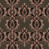Floral vector wallpaper Royalty Free Stock Photography