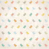Floral vintage background Stock Image