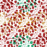 Floral vintage flower pattern vector Stock Photo