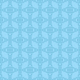 Floral vintage ornaments. Seamless patterns for fabric and wallpaper. Vector illustration Stock Photography