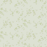 Floral vintage seamless pattern Stock Photos