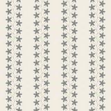 Floral Vintage Seamless Pattern Stock Image