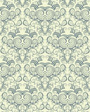 Floral wallpaper Royalty Free Stock Photography