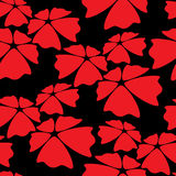 Floral_wallpaper Royalty Free Stock Photos