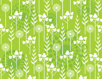 Floral Wallpaper Stock Photos