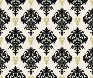 Floral wallpaper stock illustration