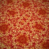 It is a floral wallpaper ,it is decorated by colored flowers. It is decorated wallpaper,it has flowers,it is illustrated wallpaper,in shining colors royalty free stock image