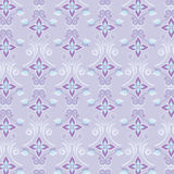 Floral Wallpaper Pattern Royalty Free Stock Photo