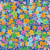 Floral wallpaper seamless texture Stock Photos