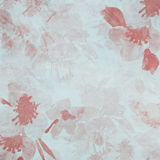 Floral Watercolor Background Royalty Free Stock Photo