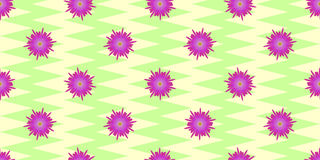 Floral wrapping paper Stock Photos