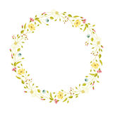 Floral Wreath Stock Photos