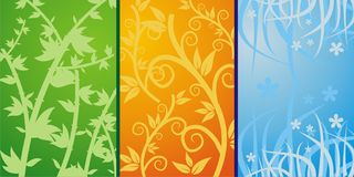 Floralbackground Fotos de Stock Royalty Free