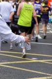 floralondon maraton Fotografering för Bildbyråer