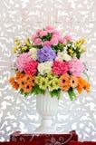 Florals ornament Stock Image