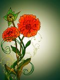 Flore Image libre de droits