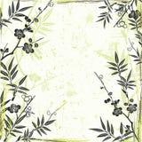 Floreale giapponese royalty illustrazione gratis