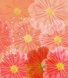 Florece el backgound ilustración del vector