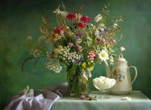 Florece el ramo Imagen de archivo libre de regalías