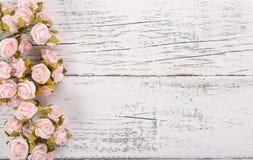Florece la composición para el ` s de la tarjeta del día de San Valentín, el ` s de la madre o el día del ` s de las mujeres Flor Fotografía de archivo libre de regalías