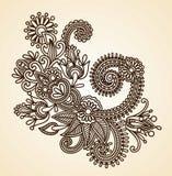 Florece la ilustración Imagen de archivo libre de regalías