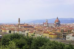 Florença. imagens de stock