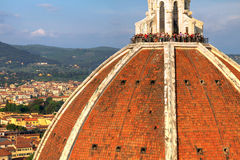 Florença de surpresa, Italy imagens de stock