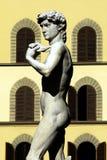 Florença - della Signoria da praça Imagem de Stock Royalty Free