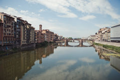 Florença Itália imagem de stock