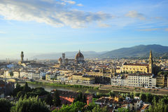 Florenc cityscape Stock Photo