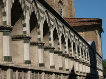 Florence. Basilica of Santa Maria Novella - Florence Royalty Free Stock Photos