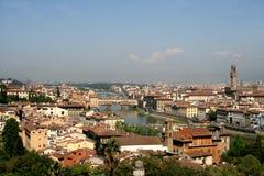 Florence 3 linia horyzontu Fotografia Royalty Free