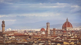 Florence Photographie stock libre de droits