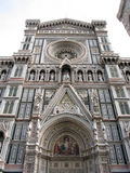 Florence 5 katedry Obraz Stock