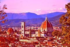 Florence Royalty-vrije Stock Afbeeldingen