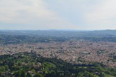 Florence from Above Stock Photos