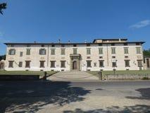 Florence, Accademia della Crusca Royalty Free Stock Photos