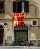 Florence Alley Stockbild