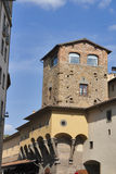 Florence ancient architecture Royalty Free Stock Photos