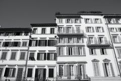 Florence architecture Stock Photography