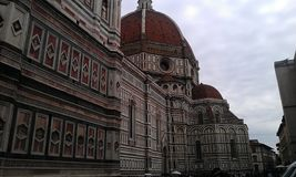 Florence architecture. Perfect photo of the Santa Maria Del Fiore Royalty Free Stock Photography