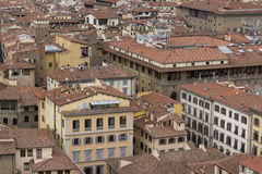 Florence architecture Royalty Free Stock Photo