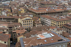 Florence architecture Royalty Free Stock Photos