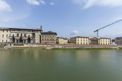 Florence, arno river Stock Photo