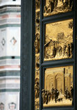 Florence, The Baptistere, Stock Photos