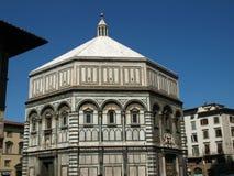 Florence - Baptistery Stock Photo